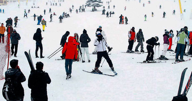 Kayak acıktırır