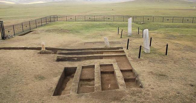 Türklerin bin 300 yıl öncesine ait parmak izleri bulundu
