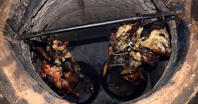 Bitlis'in vazgeçilmez lezzeti: Büryan kebabı