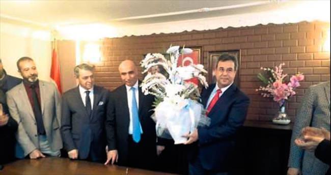 AK Parti'de ilçe başkanları atandı