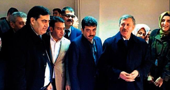 Terör mağdurlarına AK Parti'den yardım