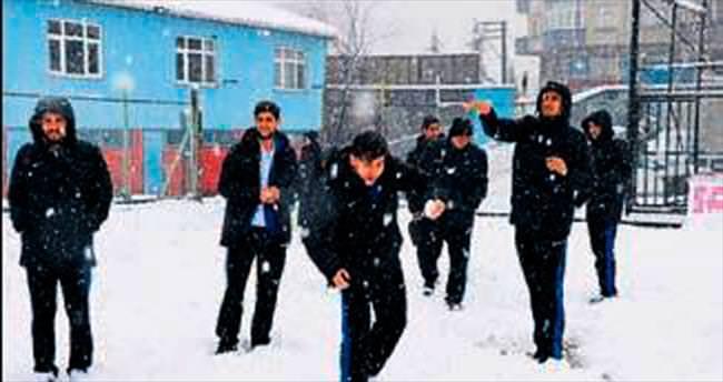 Manisa BŞB'ye kar engeli