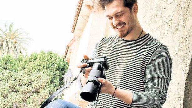 Çağatay Ulusoy'un fotoğrafçılığa merak saldı