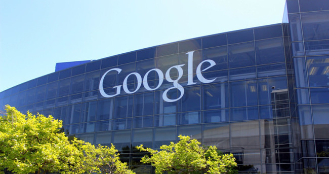 Google'a vergi şoku