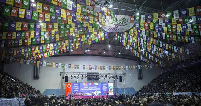 HDP kongresinde basına ambargo uygulamasına tepki