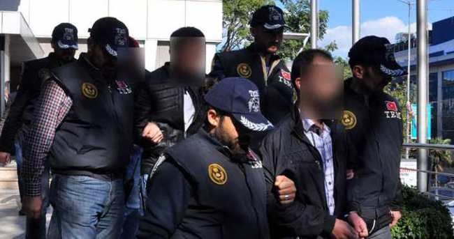 Bursa'da PKK propagandasına 3 tutuklama