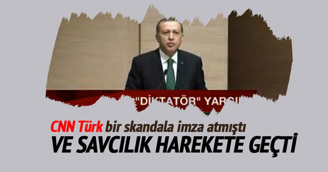 CNN Türk'e diktatör soruşturması