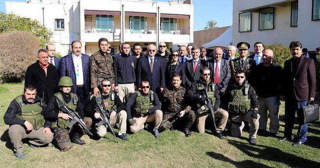 TBMM Başkanı Kahraman Irak'ı ziyaret etti