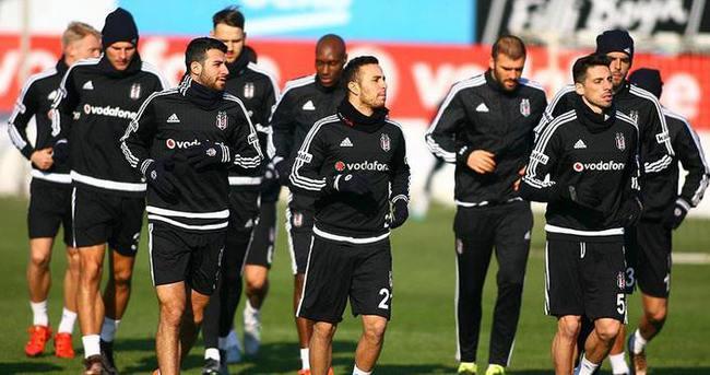 Beşiktaş şubat ayında 'ter dökecek'