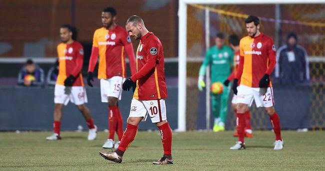 Galatasaray böyle batağa sürüklendi!