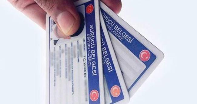 Yeni ehliyetler için istenecek belgeler