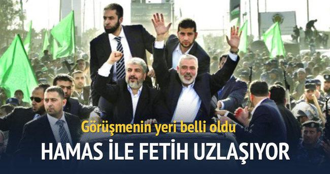 Hamas ile Fetih uzlaşıyor