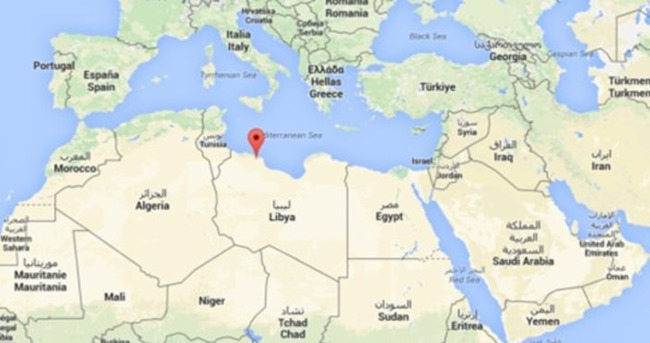 Libya'ya geçmeye çalışan 270 Faslı gözaltında