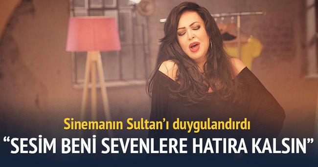 Türkan Şoray sevenlerinin karşısına bu sefer kliple çıktı