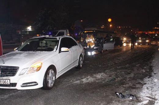 Mardin'de trafik kazası: 9 yaralı