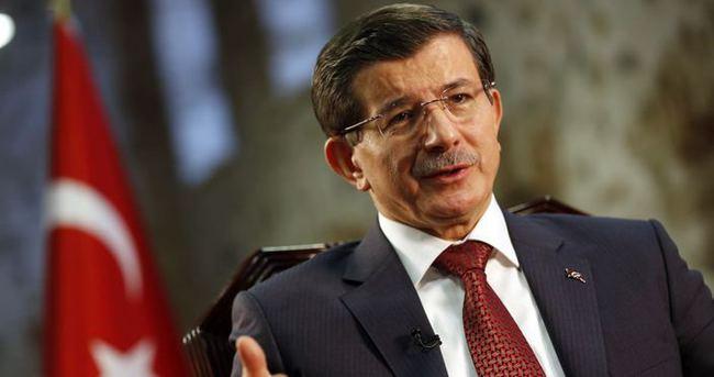 Başbakan Davutoğlu'ndan kritik görüşme