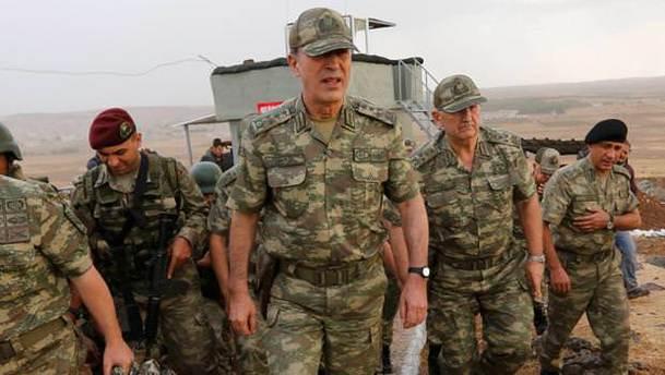Genelkurmay Başkanı, Mardin'de