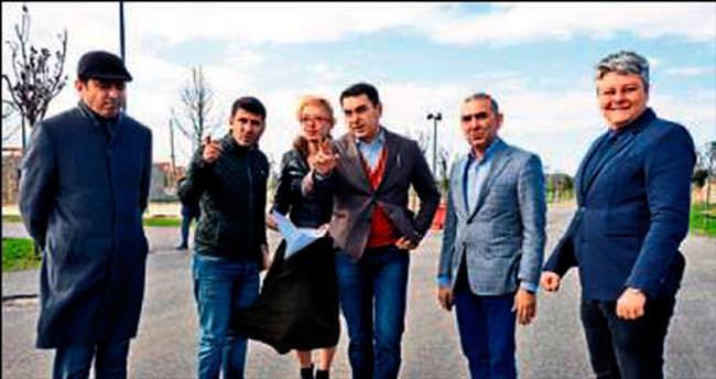 Azerbaycan ile EXPO komşuluğu