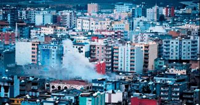 Cizre ve Sur'da 7 terörist öldürüldü