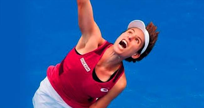 Britanya tenisinde ilk