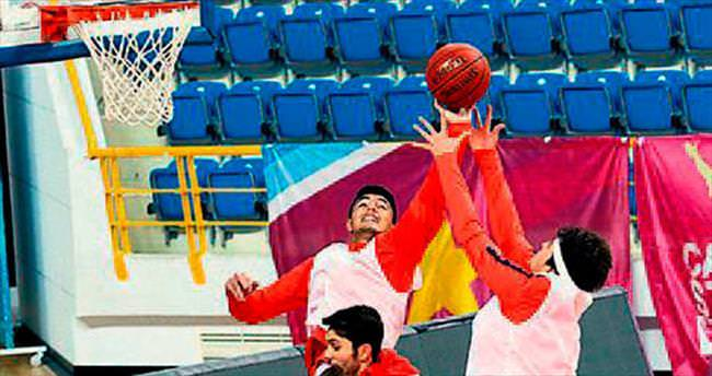 Trabzon basket oynadı!