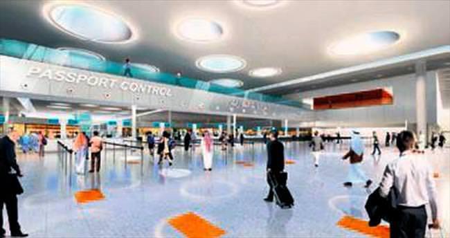 Bahreyn'in terminal binasını TAV yapacak