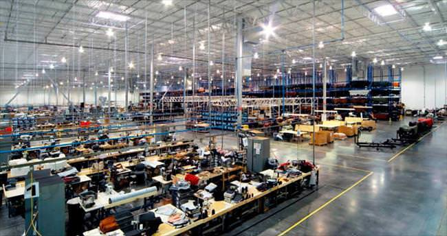 KOBİ'ye kira öder gibi fabrika fırsatı