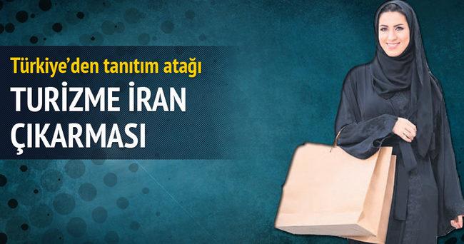 Turizme İran çıkarması