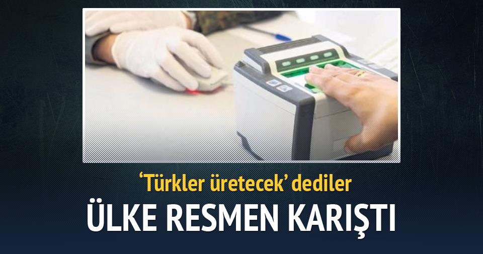 'Türkler üretecek' dediler, ülke karıştı