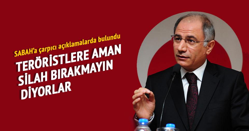 HDP'liler arka çıkmasa PKK'lılar terk edecek