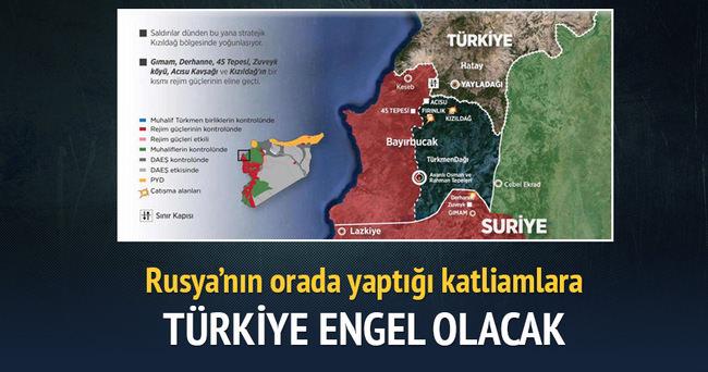 20 bin Türkmen'e soykırım tehdidi