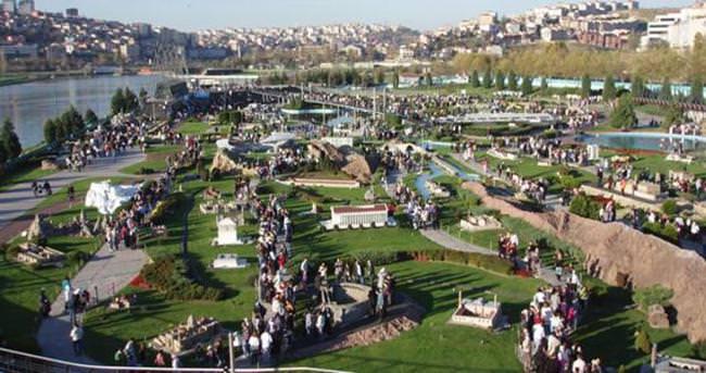 Miniatürk'e 5 yılda 5 milyon ziyaretçi