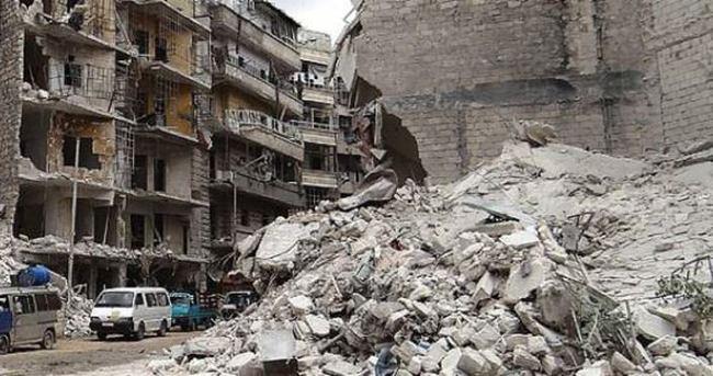 Humus'ta bombalı saldırı: 11 ölü