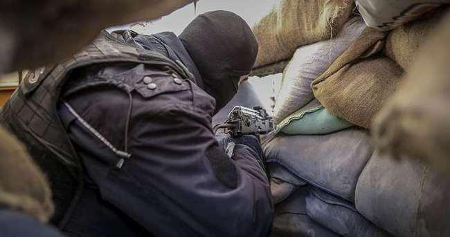 Sur'da çatışma: 2 polis yaralı