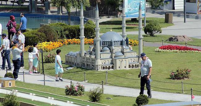 Miniatürk'ü 5 yılda 5 milyon kişi ziyaret etti