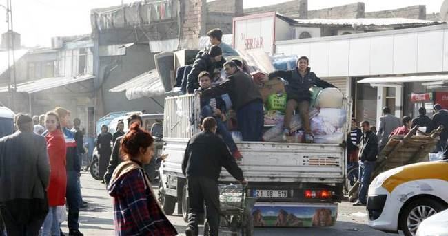 Diyarbakır Müftülüğü'nden mağdur vatandaşlara yardım!
