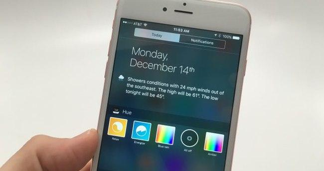 Apple kullanıcıları için bir güncelleme daha