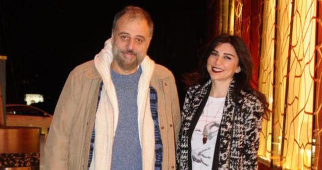 Hamdi Alkan ve eşi Selen Görgüzel'in alışveriş keyfi