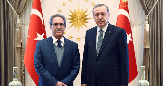 Erdoğan, Türk Ocakları heyetini kabul etti