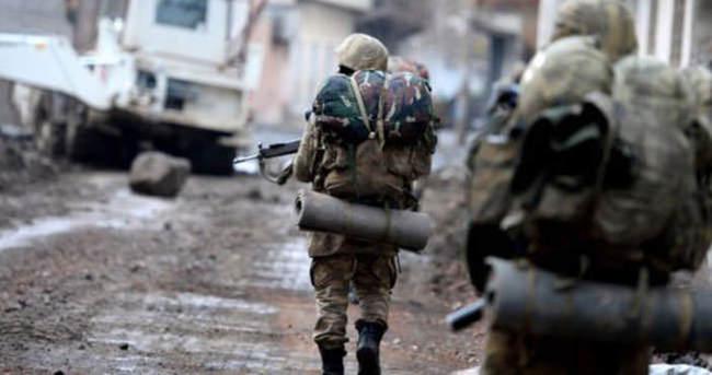 6 PKK'lı terörist öldürüldü