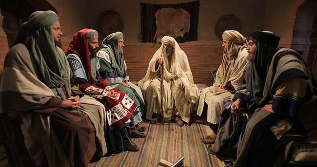 Ahmed bin Hanbel'in hayatı dizi oldu