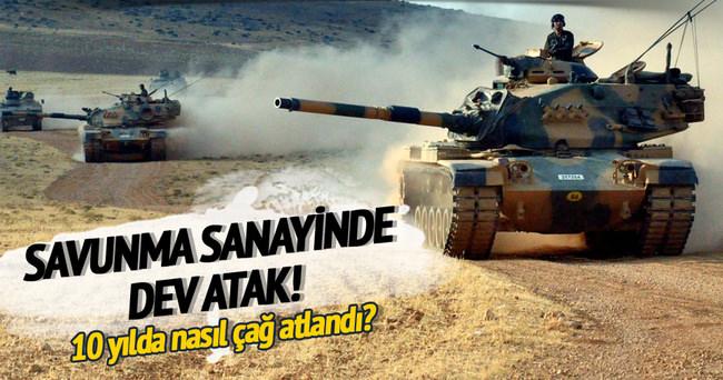 Türk Savunma Sanayii çağ atladı