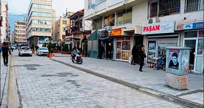 Şehitpamir Caddesi'ne alternatif yol açıldı