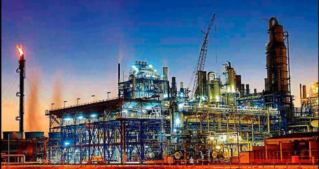 Petkim'den 24 bin ton kapasiteli yeni sirket
