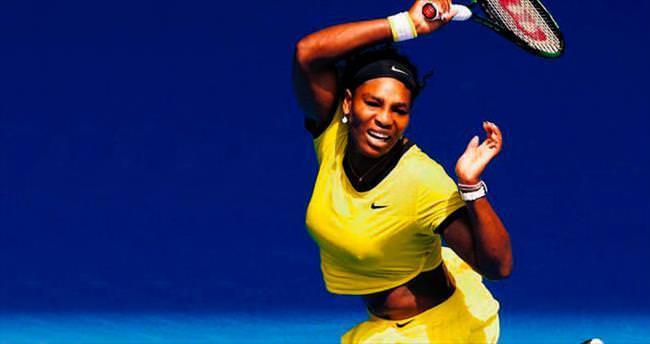 Serena bildiğiniz gibi...