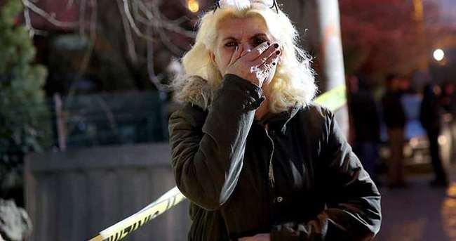 İstanbul'da yangın: 1 ölü