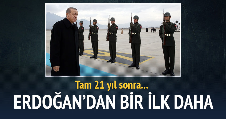 Erdoğan'dan Latin Amerika ziyareti