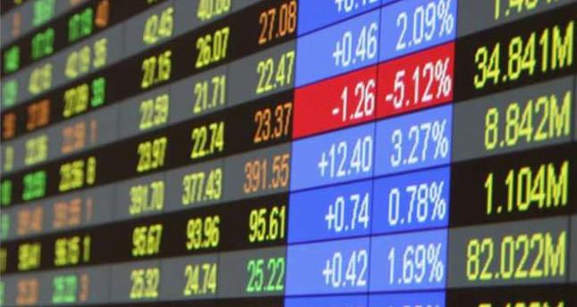 Borsa günün ilk yarısında yükseldi