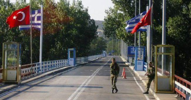 'Yunanistan'a sınırlar kapanabilir'