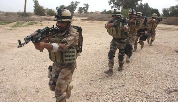 Irak ordusu, Elbu Gaib Köprüsü'nü kontrol altına aldı